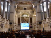 Court of Cassation, Aula Magna (Great Hall). Research, comparison and training on delegated conciliation for civil magistrates of the European Union http://www.youtube.com/watch?v=iAxS5hFHwqQ